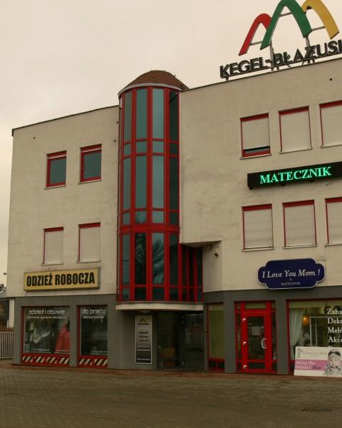KB-TRADE Warszawa Kleszczowa
